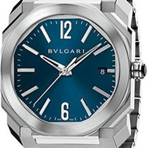 宝格丽 (Bulgari) Octo Solotempo 38mm Watch BGO38C3SSD