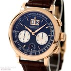 A. Lange & Söhne Datograph Up And Down Ref-405-031 18k...
