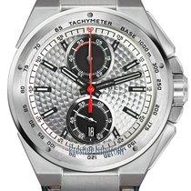IWC Ingenieur Chronograph Silberfeil 45mm iw378505