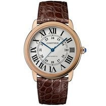 Cartier Ronde Solo de Cartier Extra Large 42mm Rose Gold Watch