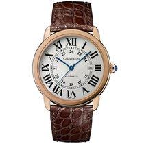 Cartier Ronde Solo de Cartier Extra Large 42mm Rose Gold Watch