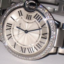 Cartier Ballon Bleu Midsize 36mm Diamonds