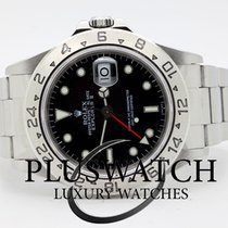 롤렉스 (Rolex) Explorer 2 II Ser A 1999 16570 40mm 3012 JUST...