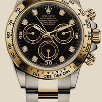 롤렉스 (Rolex) Daytona Cosmograph 40mm Steel and Yellow Gold