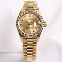 Rolex Lady DateJust 69138 Diamond 18K