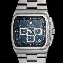 """Zenith Vintage El Primero """"tv screen"""" 01-200-415, 3019..."""