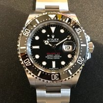 Rolex Sea-Dweller 126600 43mm scritta rossa