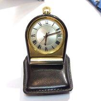 Jaeger-LeCoultre Memovox travel alarm watch – 1950s.