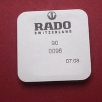 Rado Wasserdichtigkeitsset 0096 für Gehäusenummer 153.0473.3