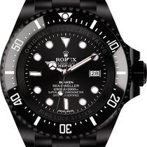 Rolex Deepsea (black, DLC) by Blaken