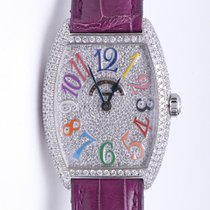 Franck Muller Cintrée Curvex Color Dreams