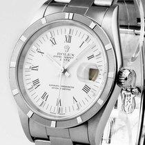 Rolex Oyster Perpetual Date Automatik Stahl Ref. 15210