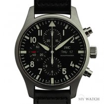 IWC Pilot's Chronograph 43 Mm(NEW)