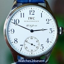 IWC Portuguese F.A. Jones Limited Edition Stainless Steel 42 mm