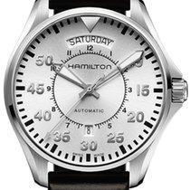 Hamilton Khaki Pilot Automatikuhr Day Date H64615555