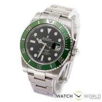 Rolex Submariner Green Stainless Steel COSC we have in stock