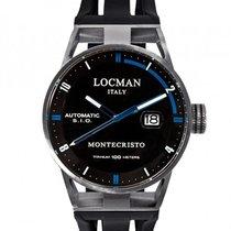 Locman Montecristo Titanium/Steel Automatic 44mm