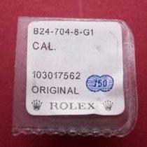 Rolex Krone 24-704-8 MONOBLOC in Vollgold (keine Goldhaube)...