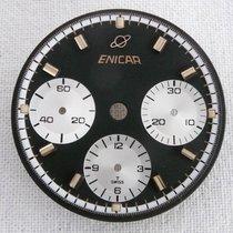 Enicar Chronograph Zifferblatt N.O.S.