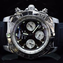 Breitling Chronomat 44, Steel, Metallica Brown Dial, MINT