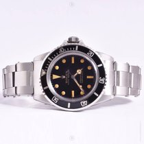 Rolex Submariner Meter First Gilt 5513