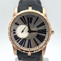 Roger Dubuis Excalibur Rddbex0442 18k Rose Gold Automatic...