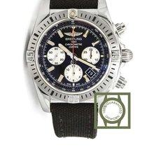 Breitling Chronomat 44 Airborne Chronograph Textile Strap NEW