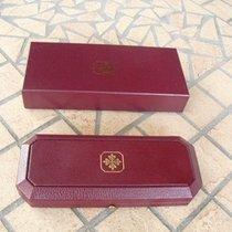 Patek Philippe vintage Uhrenbox und Umkarton