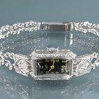 "ZentRa ""Sola"" 585/14K Weißgold - Diamanten ca. 0,75 ct..."