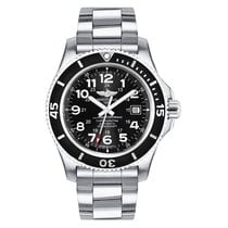 Breitling Men's A17392D7/BD68/162A Superocean II 44 Watch