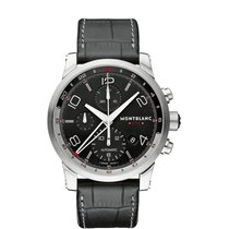 Montblanc Men's 107336 Timewalker Chronograph UTC Watch