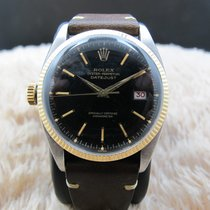 劳力士  (Rolex) Datejust 6305 Left Handed Ovettone Bubbleback...