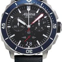Alpina Geneve Diver 300 AL-372LBN4V6 Herrenchronograph...