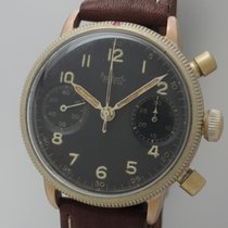 Hanhart Vintage Chronograph Flyback Zivil ca.1950