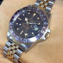 """롤렉스 (Rolex) GMT Master 2-tone """"Tropical dial"""""""