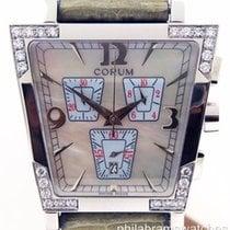 Corum Trapeze Diamond Chronograph