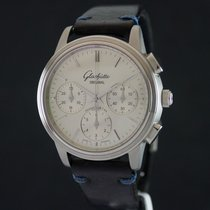 Glashütte Original SENATOR CHRONOGRAPH Steel Case