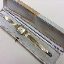 Omega Rare Ladies' Watch Gold 19.2K with Diamonds