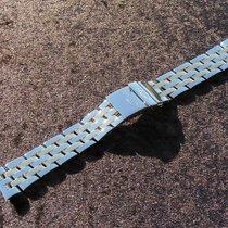 Breitling Jetstream Callisto Pilot Band 18mm Steel/gold Np...