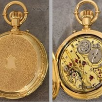 LeCoultre & Co minute repeater in lavishly decorated 18Kt...