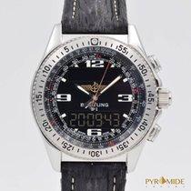 Breitling B-1 Chronograph Black A68062 Full Set
