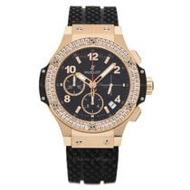 Hublot Big Bang Gold Diamonds 41 mm
