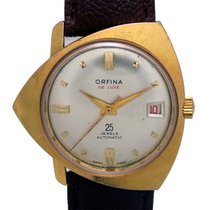 Orfina DE LUXE DATE AUTOMATIC WATCH