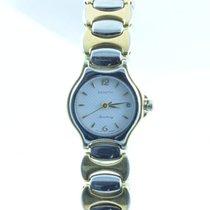 真力时 (Zenith) Damen Uhr Academy 24mm Stahl7gold Vintage Rar Mit...