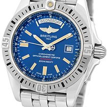 """Breitling """"Galactic 44mm"""" Automatic."""