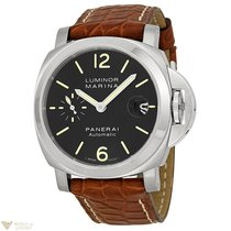Panerai Luminor GMT Stainless Steel Men`s Watch