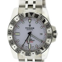 Tudor Rotor White Dial Automatic Stainless Steel