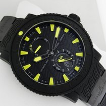Ulysse Nardin 263-92-3C/924 Maxi Marine Diver Black Sea UNWORN...