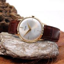 Precimax Armbanduhr Handaufzug 585er Gelbgold