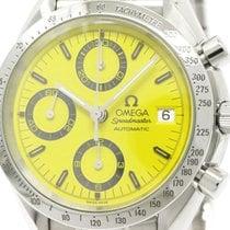 オメガ (Omega) Polished Omega Speedmaster Date Michael Schumacher...